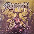 "Skeletonwitch - Tape / Vinyl / CD / Recording etc - Skeletonwich - ""Forever Abomination"" Trifold LP"