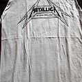 "Metallica - ""The Young Metal Attack"" official baseball shirt (reprint)"