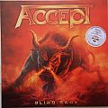 "Accept - Tape / Vinyl / CD / Recording etc - Accept - ""Blind Rage"" Ltd Edition Dbl. LP in Clear/Red/Orange Splatter Vinyl"
