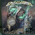 "Gamma Ray - ""To the Metal""  Ltd Edition CD w/ Bonus 7"" in Red Vinyl"