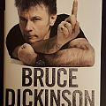 """Bruce Dickinson - """"What Does This Button Do?"""" Official Biography"""