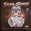 "Suicidal Tendencies - ""World Gone Mad"" Dbl. Gatefold LP in Blue Vinyl Tape / Vinyl / CD / Recording etc"
