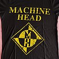 "Machine Head - TShirt or Longsleeve - Machine Head - ""Fuck It All"" official reprint t-shirt"