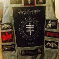 Mournful Congregation - Battle Jacket - Australian Metal Jacket