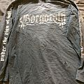 Gorgoroth - TShirt or Longsleeve - Under the Sign of Hell LS