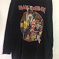 Iron Maiden - TShirt or Longsleeve - Bring your daughter to the slaughter