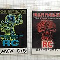 Iron Maiden - Other Collectable - Backstage pass