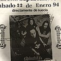 Entombed - Other Collectable - Live