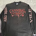 Cannibal Corpse - TShirt or Longsleeve - Monolith of death tour