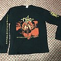 Nile - TShirt or Longsleeve - Annihilation of the Wicked