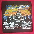 Sodom - Persecution Mania back patch
