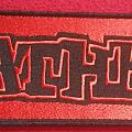 Deathrow - Logo back patch