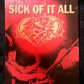 Sick Of It All - The Story So Far VHS & SOIA various shows boot VHS