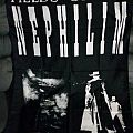 Fields of the Nephilim textile flag