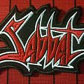 Sabbat - logo shape patch