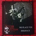 Flotsam And Jetsam - No Place For Disgrace patch