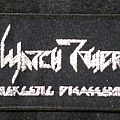 Watchtower - Patch - Watchtower - Energetic Disassembly strip patch