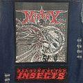 Misery - Battle Jacket - Aussie kutte. Sew it begins...