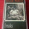 Rigor Mortis - Freaks ep cassette