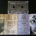 Vader - Future Of The Past cassette