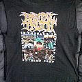 Brutal Truth - Extreme Conditions Demand Extreme Responses cut off sleeves shirt