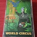 Toxik - World Circus cassette