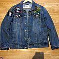 Battle Jacket With Sleeves!