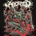 Aborted - TShirt or Longsleeve - Aborted Nailed through her cunt size medium