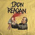 Iron Reagan your kids an asshole shirt in XL