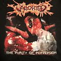 Aborted - TShirt or Longsleeve - Aborted the purity of perversion shirt in XL