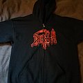 Death Hoodie Hooded Top