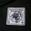 Darkend nocturn slaughtercult patch limited