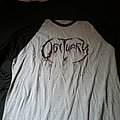 Obituary Raglan TShirt or Longsleeve