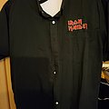 Iron Maiden Work Shirt