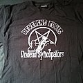 Reverend Elvis an the Undead Syncopators Shirt
