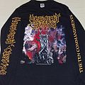 "46. Malevolent Creation ""The Ten Commandments"" Long Sleeve TShirt or Longsleeve"