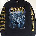 "38. Benediction ""Transcend The Rubicon"" Long Sleeve TShirt or Longsleeve"