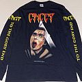 "48. Cancer ""To The Gory End"" Longsleeve"