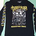 "06. Terrorizer ""Generation Chaos"" Long Sleeve"