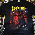 25. Benediction - The Grand Leveller T-shirt