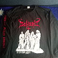 Beherit - The Oath of Black Blood LS TShirt or Longsleeve