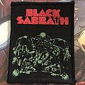 Patch Black Sabbath Mob Rules