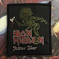 Patch Iron Maiden Killers Tour