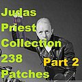 Judas Priest Patch Collection Part 2