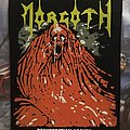 Back Patch Morgoth Resurrection Absurd