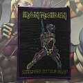 Patch Iron Maiden Somwhere on Tour