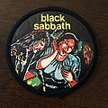 Patch Black Sabbath Iommi