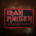Patch Iron Maiden Number of the Beast Tour