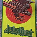 Back Patch Judas Priest Screaming for Vengeance