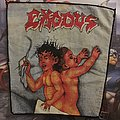 Back Patch Exodus Bonded by Blood